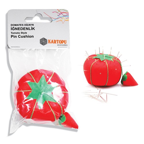 Pin Cushion Tomato Style - K002.1.0045