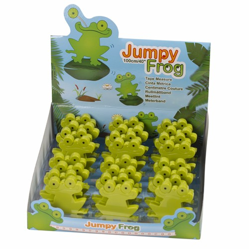 Frog Tape Measure Set
