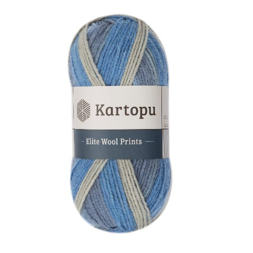 Kartopu Elite Wool Prints - H1917